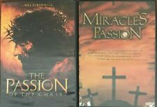 The Passion of the Christ/Miracles of The Passion (Dvd, 2004)*Jim Caviezel
