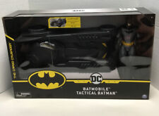 Batmobile & Tactical Batman Toy Creature Chaos DC Comics New Great Gift