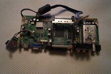 """MAIN BOARD B.SPC85B 9247 per 24"""" Logik L 24 DVDB 19 (a) LCD Combo TV.T236H1-P01-C04"""
