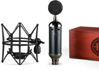 Blue*Spark Blackout SL*XLR Condenser Mic for Recording+Streaming FREE-2DAY NEW