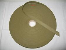 REF US 02 004 / 1M de Toile de JUGULAIRES de casque US M1