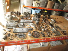 Honda 1975 GL1000 Camshaft Cylinder Head Flywheel Stator Oil Pump Parts Lot #2