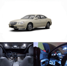 LED White Lights Interior License Kit For Buick LaCrosse 2006-2009 (20 Pcs)