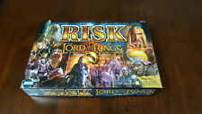 Risk the Lord of the Rings Trilogy Edition - 2003 - Brand New - Sealed Contents