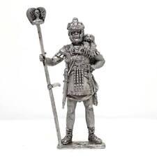 "Tin toy soldier ""Imagineer - Roman Legion"" metal sculpture 1/32 (54mm) #Z28"