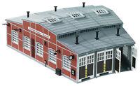 Fleischmann N 9475 Ringlokschuppen-Bausatz 3-ständig - NEU + OVP