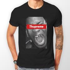 Supreme Mike Tyson Tee Parody Thupreme Mens T-shirt Funny New Meme Shirt