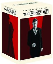 The MENTALIST Complete DVD Series Collection Seasons 1-7 - Season 1 2 3 4 5 6 7