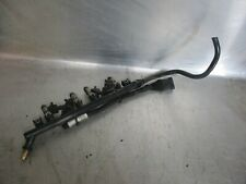 2012 FIAT 500 1.2 PETROL FUEL INJECTOR WITH RAIL 17120610811
