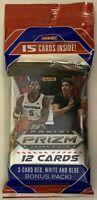 2020 Panini PRIZM Draft Picks Collegiate Basketball Cello Pack Auto Crusade