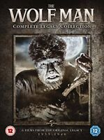 The Wolf Man Complete Legacy Collection (DVD) [2017]
