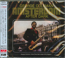 GEORGE COLEMAN-AMSTERDAM AFTER DARK-JAPAN CD Ltd/Ed B63
