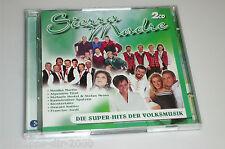 SIERRA MADRE VOLKSMUSIK 2 CD'S MIT KASTELRUTHER SPATZEN OLIVER THOMAS KATHREINER