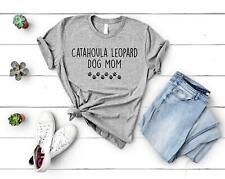 Catahoula Leopard Dog T-Shirt, Catahoula Leopard Dog Mom Shirt Gifts - 2495