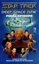What You Leave Behind by D Carey & DL Carey (1999, NEW PB) Star Trek DS9