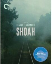 Shoah Blu-ray The Criterion Collection 4 Disc Mastered in 4k