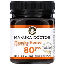 New listing Manuka Doctor, Manuka Honey Multifloral, Mgo 80+, 250 g (8.75 oz)