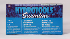 Swimline Vinyl Pool Patch 4 Oz Kit Multiple Patches Underwater and Dry Use 8815