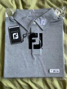 FootJoy Golf Polo Shirt - Large - BRAND NEW
