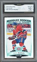 GMA 10 Gem Mint NICK SUZUKI 2019/20 OPC O-Pee-Chee ROOKIE Card CANADIENS!