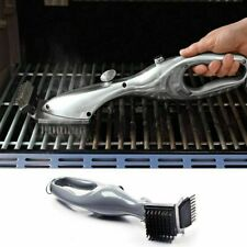 Grill Steam Cleaning Barbeque Grill Brush For BBQ Charcoal Clean Cleaner Tool