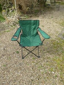 Lightweight Outdoor Folding Chair for Camping, Fishing, Resting Outside