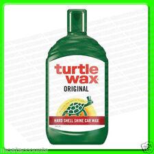 Turtle Wax Original Hard Shell Shine Wax  Liquid 500ml [FG7633] Car Wax