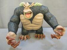 """TMNT """"BIG FOOT"""" Mail-Away Complete Teenage Mutant Ninja Turtles 2006 Playmates"""