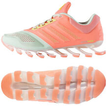 ADIDAS SPRINGBLADE DRIVE 2 RUNNING SHOES WOMEN'S SIZE US 8.5 UK 7 PINK D70331