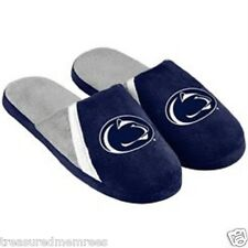 PSU Penn State Team Jersey Indoor/Outdoor Slippers ~ Size XL (13-14) ~ NWT