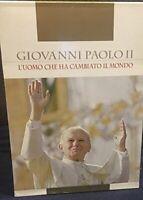 Giovanni Paolo II - L'uomo che ha cambiato il mondo - 7 DVD DL000796