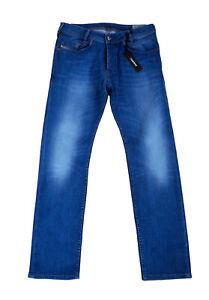Diesel Men`s Jeans Size 28 IAKOP Regular Slim - Tapered W28 L30