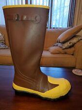 "Lacrosse Men's 12M 16"" Protecta Rust Met/Sm/St Industrial Work Shoes Boots"