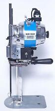 8-Inch High-Speed Straight-Knife Cloth-Cutting Machine, Automatic Sharpener 110V