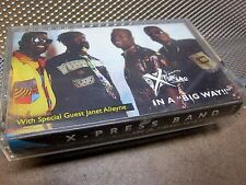 X-PRESS BAND cassette-tape In A Big Way reggae Janet Alleyne 1992 soca Baptiste