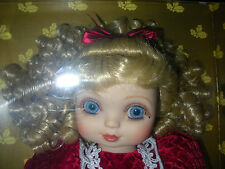 "Marie Osmond ""Adora Belle Holiday Cheer"" Vinyl Doll - Target Inc Exclusive, 1999"