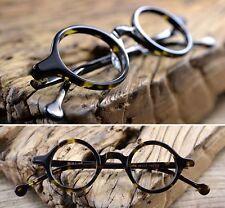 Handmade Vintage Eyeglasses frames Round Eyewear Spectacles  Acetate Retro