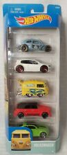 2015 Hot Wheels: Volkswagen 5-Pack DJD20  new