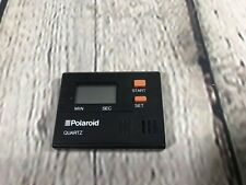 Original Polaroid Digital Development Timer #776125 / D04