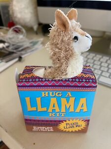 Hug a Llama Kit (comes with Plush Toy) NEW