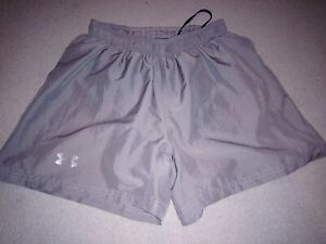 Under Armour Men's Shorts Fitness Training Sports Running Quick Dry