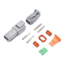 Deutsch DT 2 Way Pin Motorsport Connector Plug Kit