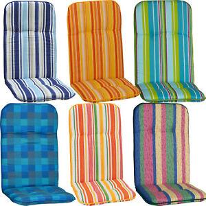 Coussins de chaise Capri Coussins de siège Coussin Chaise de jardin édition oreiller coussin d/'assise