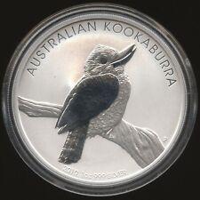 2010 Australian Silver Kookaburra 1 oz .999 - Uncirculated