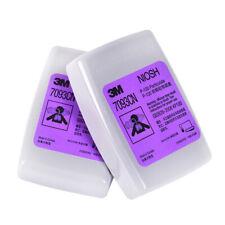 7093cn Organic Vapor Respirator Filter Cartridge For 7502 6200 6800