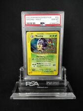 Pokemon PSA 10 GEM MINT 32/165 Weezing Expedition Holo Rare