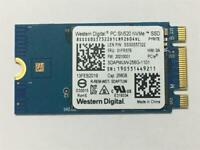 Western Digital PC SN520 NVMe  256GB 512GB M.2 2242 PCIe NVMe SSD FOR LAPTOP SSD