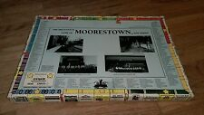 1999 The Millennium Game Of Moorestown New Jersey Monopoly board game Rare Local