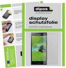 2x Sony Xperia XZ1 Compact Film de protection d'écran protecteur antireflet