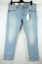 edc by Esprit Herren Jeans Slim Fit Hose Blau Gr.34/32 Neu mit Etikett